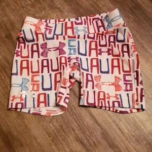 Under Armour Heat Gear Shorts Small